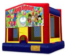 Birthday Classic Jumper Bouncer