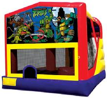Ninja Turtles, Bouncer, Orange County, Kids, Rentals