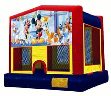 Mickey Mouse, Bounce House, Rentals, Orange County, Renting, Parks