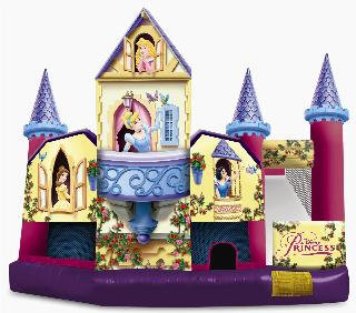 Disney Princess Bounce House, Jumper Rentals, Orange County, Kids Parties, Parks